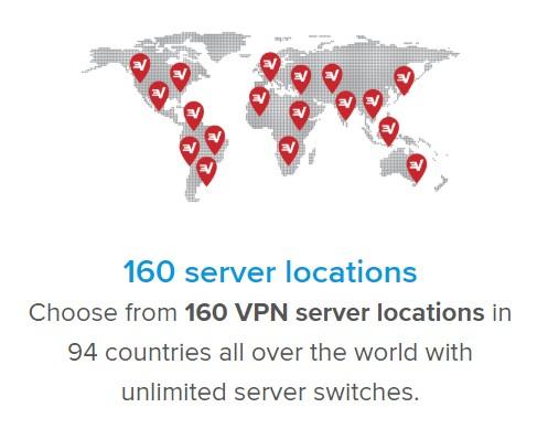ExpressVPN  server