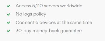 Bezpieczeństwo Nord VPN