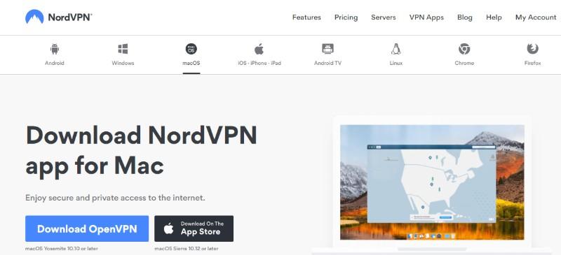 NordVPN Banner