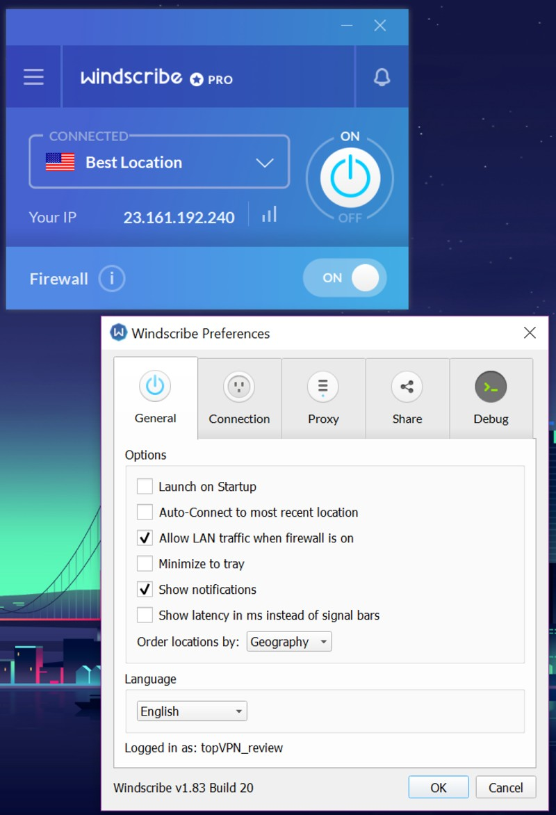 WindScribe VPN: Too Good To Be True? In-depth Test & Review