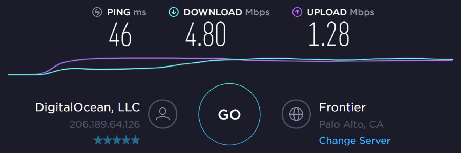 TorGuard test  vpn