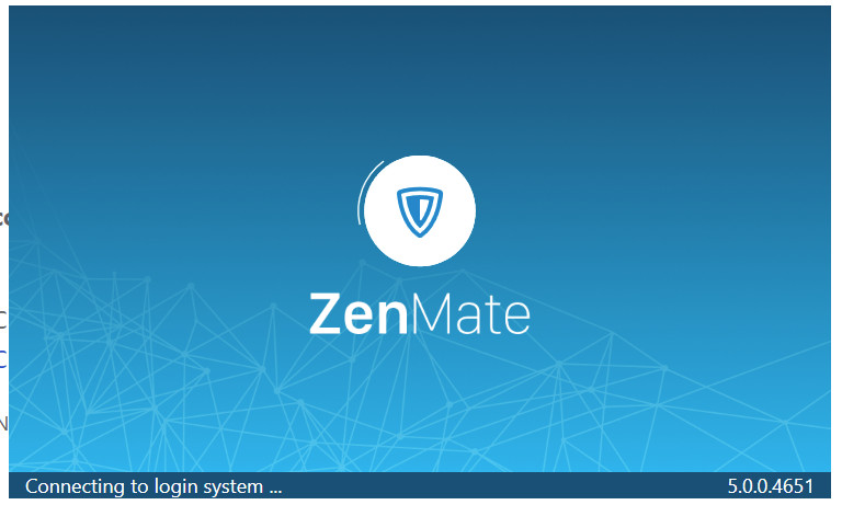 zenmate installing