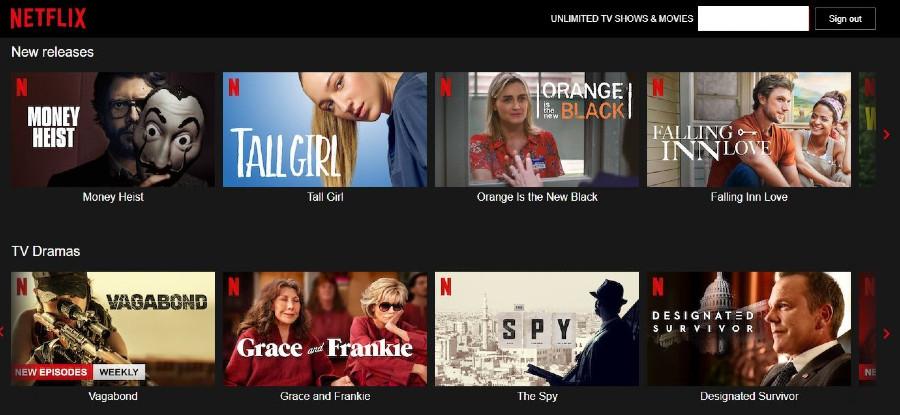 SurfEasy Netflix Australia