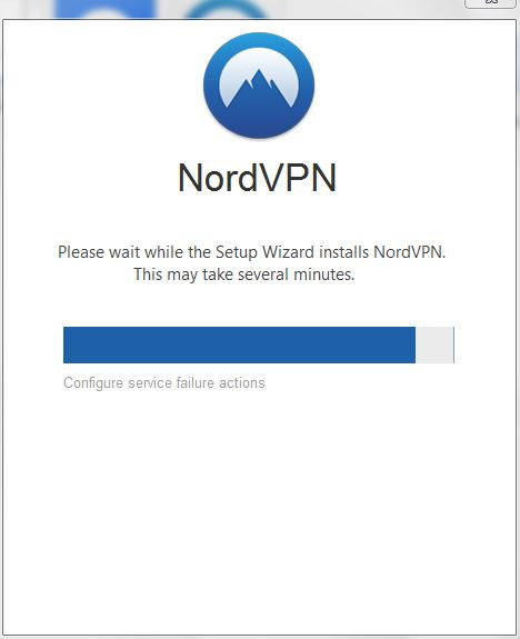 Nord VPN installer
