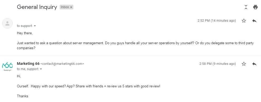 HotVPN.io Obsługa klienta